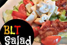 Soups & Salads / Recipe's of different soups and salads I want to try. / by Jodie Smith