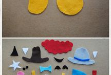 Felt crafts / by Art Projects for Kids