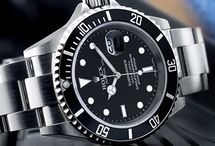 Rolex Submariner / by Roger Roelofs