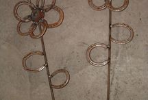 Horse shoes / by Shellie Shankle