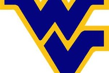 Mountaineers <3 West Virginia University  / by Catherine Yvonne