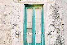 Doors & Furniture & Windows & Stairs.......... / by Misty Villagomez