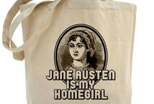 I Like Big Books / Book bags, kindle sleeve (hey, ebooks count!) and caffeine delivery devices to celebrate your love of great lit.  / by CafePress