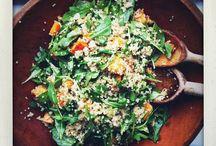 recipes | salads / by Mae Badiyan