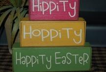 Hoppy Keaster! / by Randa McClure