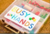 Classroom: Toddler Activity Bags / by Erin Johnson