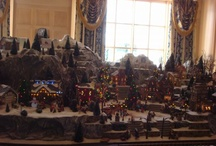 Christmas Village Ideas / by Anne Dunphy-Beales