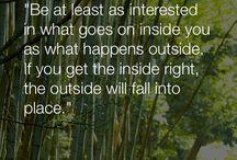 Word Inspiration / by Lea Aldridge