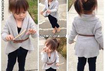 Baby/kid clothing / by Mackenzie Berg