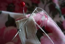 Sewing Tutorials / by Shawn Mueller-Boddy