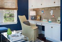 Office/Craft Room Inspiration/DIY Ideas / by Kaitlyn Cunningham