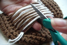 DIY: Crocheting & knitting  / by Samantha Fuller