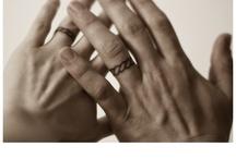 wedding ring tattoo ideas / by Amelia Neil