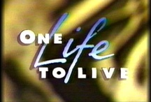 ONE LIFE TO LIVE / I was watching OLTL since the very beginning, up through the end.  I may be one of the few people who remember that Gillian Spencer was the first Vicki/Niki.  I was sad when she left but Erika Slezak own the role very quickly.  After all this time I still miss the show! / by Marci Doron