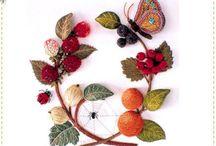 Beautiful thread... / by Chandana Mukherjee