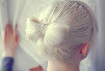 Hairstyles / by Eufloria