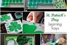 St. Patrick's Day / by Sprout Kids