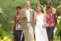 Fiji Weddings / by Matangi Private Island Resort, Fiji