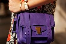 Bags, Purses, etc. / by Hannah Hart