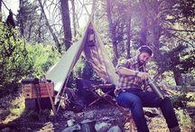 Camping / by Brett Christensen