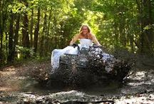 courtney's senior pictures / by Debbie Griffin