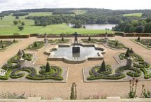 Terrace Garden / Commanding breathtaking views over idyllic countryside, Harewood's magnificent Terrace is one of the most beautiful Victorian formal gardens in England. / by Harewood House