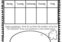 Weather Theme - September / by Becca Farmer