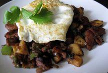 Whole 30 Breakfast Recipes / by Allison Goodwin