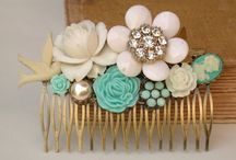 flowers, headbands, pins etc 3 / by Shelly Spearance Nielsen
