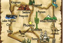 Arizona Fun Facts (Pull from EAZ magazine or create our own) / by Experience AZ