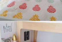 printed bedding / by Seulhwa Eum