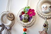 Crocheting / by Debbie Misuraca