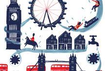 All Things London! / by Taleen Keldjian