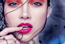 Make-up & Nails / by Manon Vonk