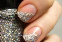 Pretty Prom Nails / nail ideas for prom / by Mindy Davis