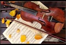 String-Stringed Instruments / Intrumentos de Cuerdas / by Gustavo Dalmasso