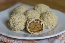 Cake balls/Truffles / by Nancylynn Hartzell