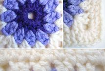 Crochet: For the Home / Various crochet items to be used in the home (i.e. blankets, dish cloths, trivets, pillow, etc) / by Jeanna Swafford