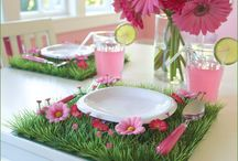 Easter decor  / by Phyllis Penner