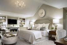 bedrooms / by Kelli Booth