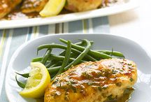 Our Favorite Chicken Recipes / There's a reason chicken is the go-to choice for home cooks everywhere: it's tasty, versatile, and relatively inexpensive. From soups to casseroles to oven-fried, here are some of our favorite chicken recipes! / by Recipe.com