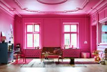 Color: Hot Pink / by Susie Quillin