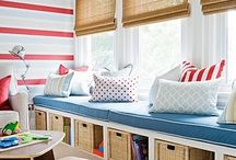 Kids play areas / by Jackie Fanning