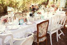 **Table Arrangements** / by Sandra Smith