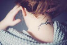 Ink / #Tattoos #Ink #Art #Body / by Allison Mae