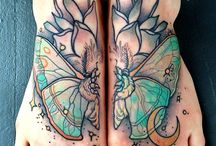 Tattoos / by Angie Ripple