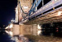 London / by Ezra Alvarez