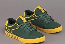 Shoes♥ / FRE$H KICK'S / by Yung Killa