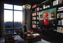 Project D2 / Client office  / by Krystle / CraftyHabit