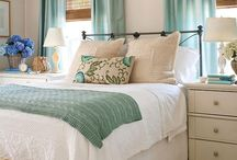 Master Bedrooms / by Brittany Cahill